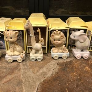 Precious Moments Other - Precious Moments Birthday Train Collectible
